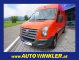 VW Crafter 35 HR-Kasten MR TDI Komfortpaket 2 Schiebetüren bei AUTOHAUS WINKLER GmbH in Judenburg