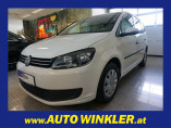 VW Touran Trendline 1,6 TDI Bluetooth/PDC bei AUTOHAUS WINKLER GmbH in Judenburg