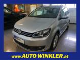 VW Touran 4Friends 1,6TDI bei AUTOHAUS WINKLER GmbH in Judenburg