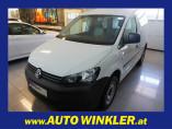 VW Caddy Kastenwagen 2,0TDI 4MOTION Klima bei AUTOHAUS WINKLER GmbH in Judenburg