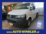 VW T5 Doka-Pritsche LR Entry 2,0 TDI Komfortsitz bei AUTOHAUS WINKLER GmbH in Judenburg