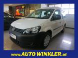 VW Caddy Kombi Startline 1,6TDI Komfortpaket-Klima bei AUTOHAUS WINKLER GmbH in Judenburg