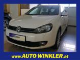 VW Golf Variant Trendline 1,6TDI 4Motion Komfortpaket bei AUTOHAUS WINKLER GmbH in Judenburg