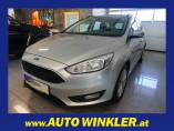 Ford Focus Traveller 1,6TDCi Trend Winterpaket/Navi bei AUTOHAUS WINKLER GmbH in Judenburg