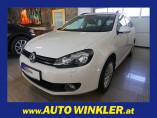 VW Golf Variant Trendline 1,6 TDI 4Motion DPF bei AUTOHAUS WINKLER GmbH in Judenburg