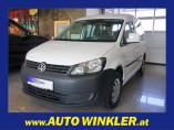 VW Caddy Kombi Trendline 1,6 TDI DPF bei AUTOHAUS WINKLER GmbH in Judenburg