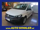 VW Caddy Kombi Conceptline 2,0TDI DSG bei AUTOHAUS WINKLER GmbH in Judenburg