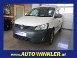 VW Caddy Kasten 2,0TDI 4MOTION Klima PDC bei AUTOHAUS WINKLER GmbH in Judenburg