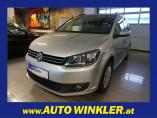 VW Touran Trendline 1,6TDI DSG PDC bei AUTOHAUS WINKLER GmbH in Judenburg