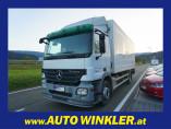 Mercedes-Benz Actros 1844L Kofferaufbau mit Kühlung und Bühne bei AUTOHAUS WINKLER GmbH in Judenburg
