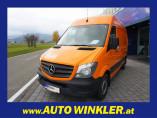 Mercedes-Benz Sprinter 313 CDI HD 3,5t PDC bei AUTOHAUS WINKLER GmbH in Judenburg