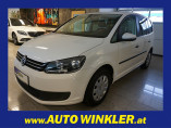 VW Touran Trendline 1,6TDI Klimatronic/PDC bei AUTOHAUS WINKLER GmbH in Judenburg