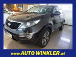 KIA Sportage Platin 2,0 CRDi AWD Panorama/Leder/Xenon bei AUTOHAUS WINKLER GmbH in Judenburg