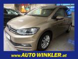 VW Touran Highline 1,6TDI Family-Paket bei AUTOHAUS WINKLER GmbH in Judenburg