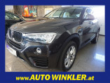 BMW X4 xDrive 20d Ö-Paket Aut Leder/Headup bei AUTOHAUS WINKLER GmbH in Judenburg