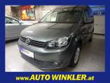 VW Caddy Kombi Roncalli Edition 1,6TDI 7Sitze bei AUTOHAUS WINKLER GmbH in Judenburg