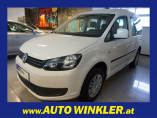 VW Caddy Kombi Trendline 2,0 TDI 4MOTION bei AUTOHAUS WINKLER GmbH in Judenburg