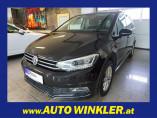 VW Touran Highline 2,0TDI Komfortpaket/LED/Panorama bei HWS || AUTOHAUS WINKLER GmbH in