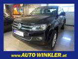 VW Amarok DoubleCab Highline TDI 4×4 neues Modell bei HWS || AUTOHAUS WINKLER GmbH in
