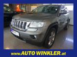 Jeep Grand Cherokee 3,0CRD Overland Leder/Kamera bei HWS || AUTOHAUS WINKLER GmbH in