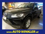 VW Touareg V6 Austria 4Motion Aut. Xenon/Navi bei HWS || AUTOHAUS WINKLER GmbH in