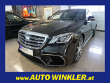Mercedes-Benz S 63 AMG lang 4MATIC Aut. AMG Exclusive 3xTV/Head Up bei HWS    AUTOHAUS WINKLER GmbH in