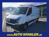 VW Crafter 35 Kasten MR TDI Navi/Klima/AHV bei HWS || AUTOHAUS WINKLER GmbH in