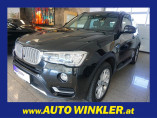 BMW X3 xDrive 20d Xenon PDC X-Line bei HWS || AUTOHAUS WINKLER GmbH in