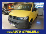 VW T5 Allrad 2,0TDI 4motion Klima/AHV/9Sitze bei HWS || AUTOHAUS WINKLER GmbH in