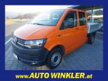 VW T6 Doka-Pritsche LR 2,0TDI BMT Klima/AHV bei HWS || AUTOHAUS WINKLER GmbH in