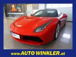 Ferrari 488 Spider Lift/Kamera bei HWS || AUTOHAUS WINKLER GmbH in