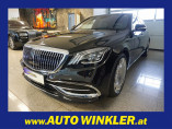 Maybach Maybach S560 Aut. Magic Sky bei HWS || AUTOHAUS WINKLER GmbH in