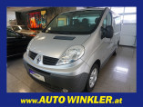 Renault Trafic L1H1 2,7t 2,0 dCi Cool & Soundpaket bei HWS || AUTOHAUS WINKLER GmbH in
