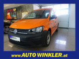 VW Caddy Kastenwagen Entry 2,0 TDI Komfortpaket bei HWS || AUTOHAUS WINKLER GmbH in