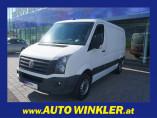 VW Crafter 35 Kasten MR TDI Klima/AHV bei HWS || AUTOHAUS WINKLER GmbH in