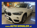 BMW X1 sDrive16d Sport Line Keyless/Navi/LED/AHV bei HWS    AUTOHAUS WINKLER GmbH in