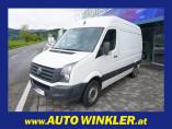 VW Crafter 35 HR-Kasten MR TDI Komfortpaket Klima bei HWS    AUTOHAUS WINKLER GmbH in