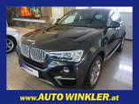 BMW X4 xDrive 20d Ö-Paket Aut Leder/Schiebedach/Navi bei HWS || AUTOHAUS WINKLER GmbH in