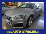 Audi A5 Coupé 3,0 TDI sport quattro S-tronic NP: 75853,- sport bei AUTOHAUS WINKLER GmbH in Judenburg