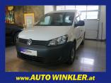 VW Caddy Kasten 2,0TDI 4MOTION Klima bei AUTOHAUS WINKLER GmbH in Judenburg