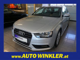 Audi A4 Avant 2,0TDI quattro Navi PDC bei AUTOHAUS WINKLER GmbH in Judenburg