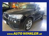 BMW X4 xDrive 20d Ö-Paket plus Aut. Xenon/PDC bei HWS || AUTOHAUS WINKLER GmbH in