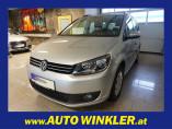 VW Touran Trendline 1,6TDI PDC bei HWS    AUTOHAUS WINKLER GmbH in