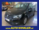 VW Touran Trendline 1,6TDI Climatronic/PDC bei HWS || AUTOHAUS WINKLER GmbH in