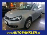 VW Golf Variant CL 1,6TDI DSG Tempomat/PDC bei HWS || AUTOHAUS WINKLER GmbH in
