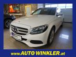Mercedes-Benz C 180 d T bei HWS || AUTOHAUS WINKLER GmbH in