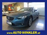 Mazda Mazda 6 Sport Combi CD150 Attraction Aut Navi bei HWS || AUTOHAUS WINKLER GmbH in