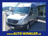 Mercedes-Benz Sprinter 319 BlueTec HD 3,5t/3.665 mm Xenon/Navi bei HWS || AUTOHAUS WINKLER GmbH in
