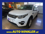 Land Rover Discovery Sport 2,2 TD4 4WD SE bei HWS || AUTOHAUS WINKLER GmbH in