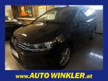 VW Touran Comfortline 2,0TDI Navi/Komfortpaket bei HWS || AUTOHAUS WINKLER GmbH in